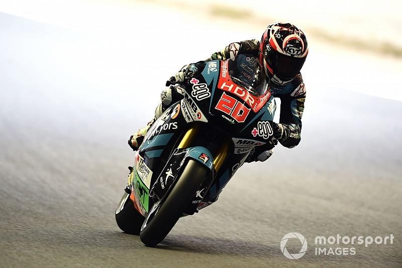 FP3 Moto2 Jepang: Quartararo torehkan waktu tercepat