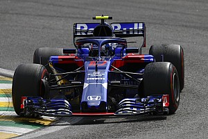 Gasly: Toro Rosso her şeyi yeniden incelemeli