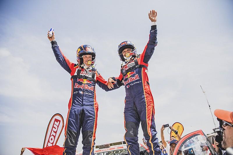Al-Attiyah seals Toyota's first Dakar win