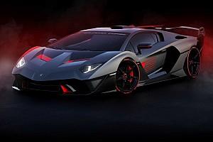 У Lamborghini створили «маленького диявола» з індексом SC18