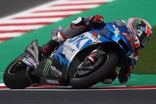 MotoGP, Misano, Warm-Up: svetta Rins, ma che passo Quartararo