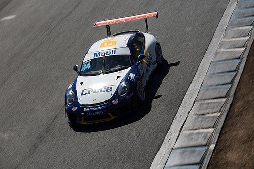 Porsche Cup: Fernando Croce mostra evolução na etapa de Curitiba