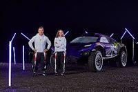 Loeb y Cristina Gutiérrez, pilotos del equipo de Hamilton en Extreme E