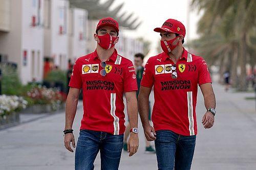 """Leclerc : La bonne humeur de Sainz est """"contagieuse"""""""