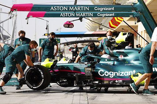 Le faible rake met Aston Martin à la croisée des chemins