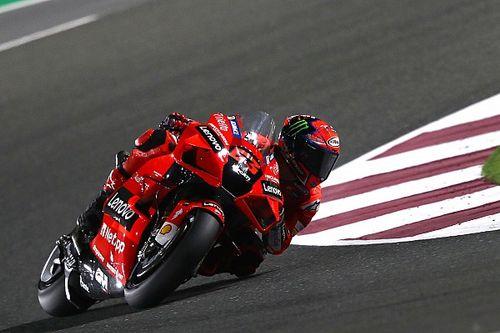 Start Kurang Mulus Bagnaia bersama Ducati
