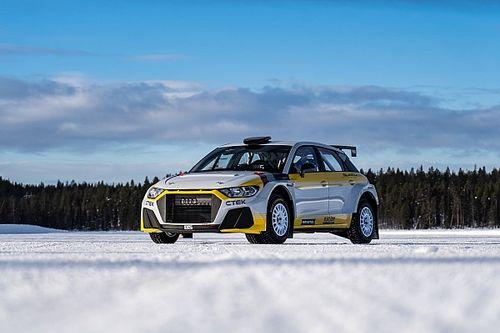 Powstało Audi A1 quattro Rally2