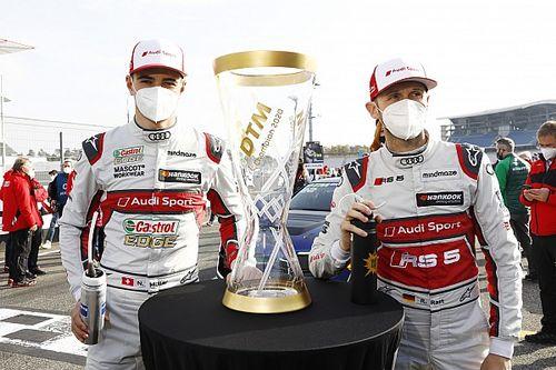 Nico Muller-Rene Rast Kemudikan Audi LMDh di Le Mans 2023