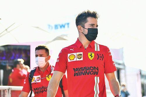 """Leclerc: """"Voglio battere Carlos nella classifica piloti"""""""