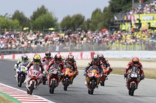 Les pilotes Moto3 rappelés à l'ordre avec fermeté