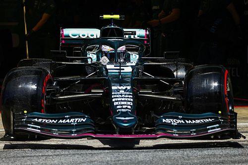 Najlepszy piątek Vettela
