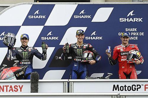La grille de départ du GP de France MotoGP