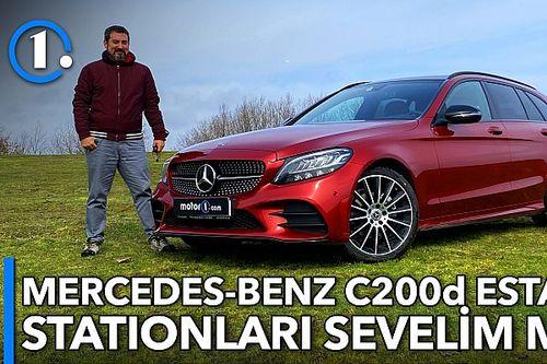 Mercedes-Benz C200d Estate AMG | Neleri Farklı?