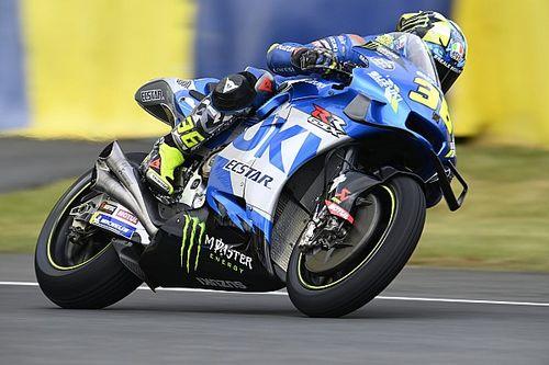 Suzuki: un sabato da dimenticare per Mir e Rins a Le Mans