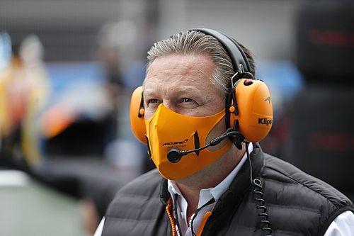 Босс McLaren выйдет на старт гонки GT в Зандворте