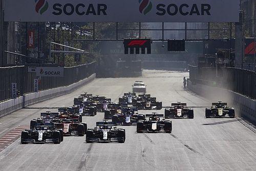 F1: Baku dice no all'inversione di date con la Turchia