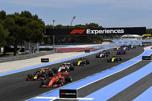 So wird das Wetter beim Formel-1-Rennen in Le Castellet