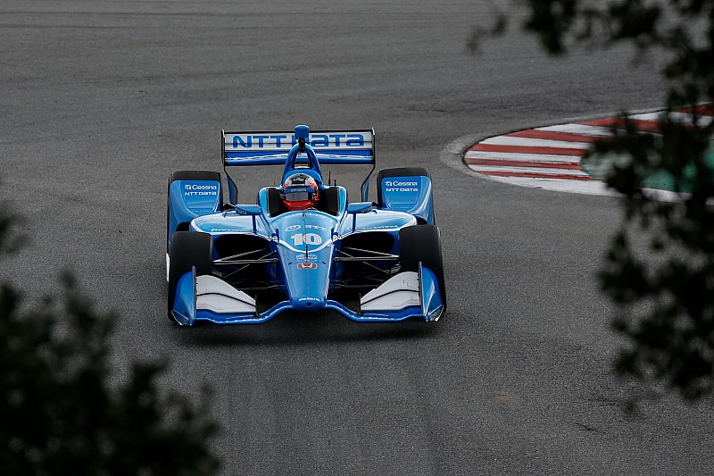 Dixon: Rosenqvist podría ser el Wickens de este año en IndyCar