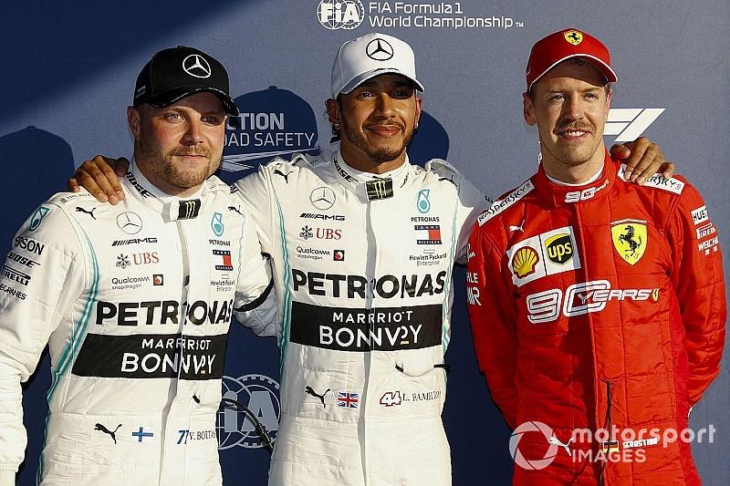 Pour Grosjean, c'est Ferrari qui a stagné et Mercedes qui a progressé