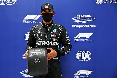 La parrilla de salida del GP de Estiria de F1