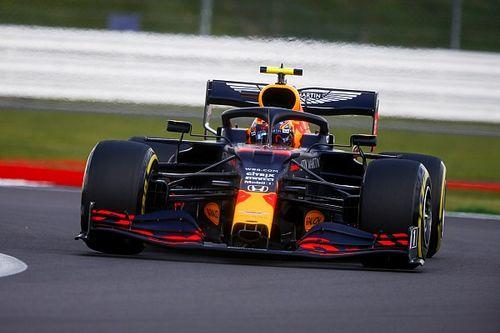 Honda da nuevas unidades de potencia a Albon y Verstappen