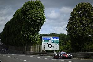 Le Mans Crónica de test Pechito López fue tercero en el test en Le Mans