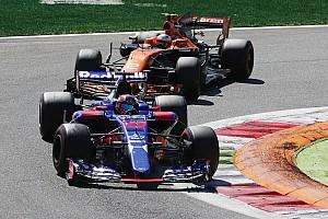 Fórmula 1 Noticias El acuerdo entre Toro Rosso y Honda es por tres años