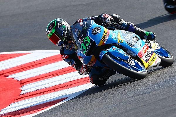 Moto3 Reporte de calificación Bastianini se lleva la pole y Loi da el susto