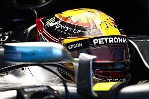 Formula 1 Prove libere Suzuka, Libere 2: nel diluvio sbuca la Mercedes di Hamilton