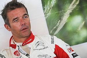 WRC Nieuws Sebastien Loeb test woensdag op gravel met WRC-Citroën