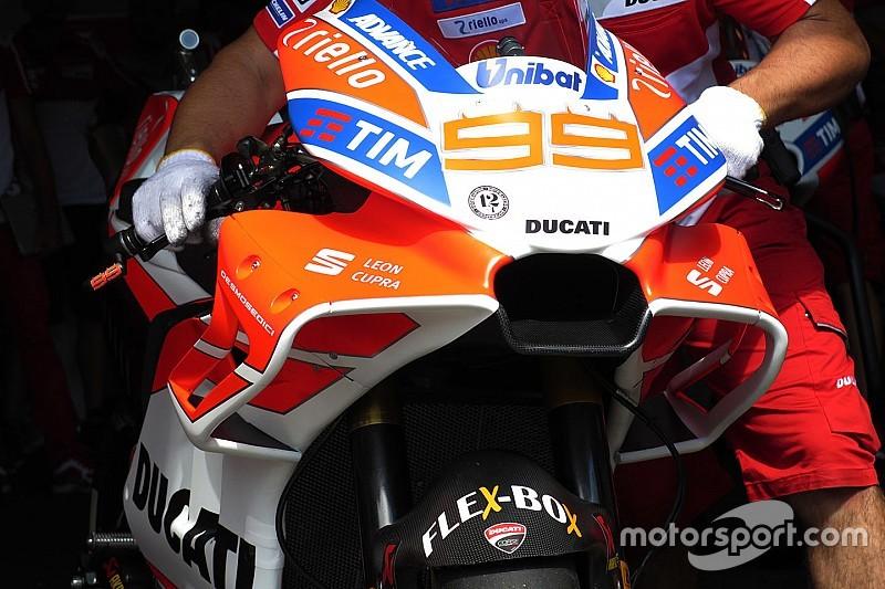 Ducati Brno'da radikal bir yeni grenaj sergiledi