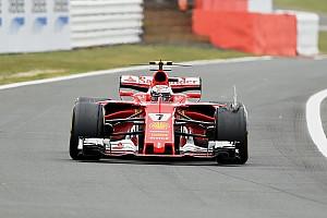 Pirelli встановила причину пошкодження шини Райкконена на ГП Британії