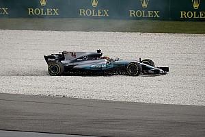 Formule 1 Réactions Hamilton et Bottas auront