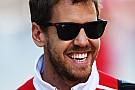 Vettel bemutatott Massának