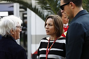 Formel 1 News Bernie Ecclestone: Warum Williams Robert Kubica holen muss