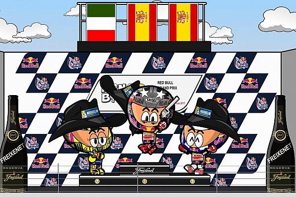 El GP de las Américas de MotoGP según MiniBikers