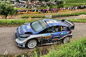 Rally di Germania: Tanak chiude in vetta la Tappa 1. Neuville sale 3°!