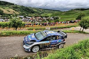 WRC レグ・レポート 【WRC】ドイツ3日目:首位タナク、21秒差をつけて最終日へ