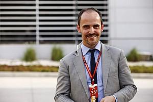 Formule 1 Contenu spécial Mon job en F1 : maître de cérémonie du podium