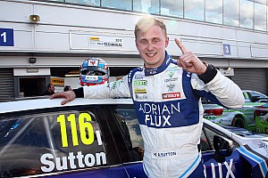 BTCC Breaking news Sutton stripped of Donington BTCC pole position