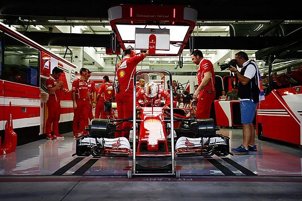 Formel 1 2017 in Bahrain: Sebastian Vettel erklärt technischen Defekt