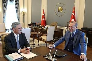 F1 2018'de Türkiye'ye dönüyor!