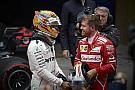 Hamilton: Größeren Respekt vor Vettel als vor jedem anderen F1-Piloten