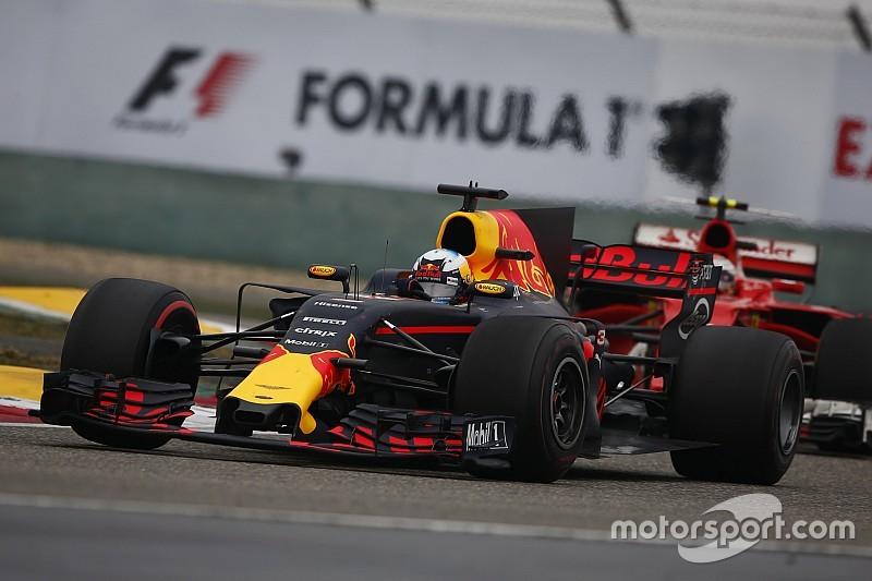 """Red Bull: """"No entendimos cuál fue la estrategia de Raikkonen"""""""