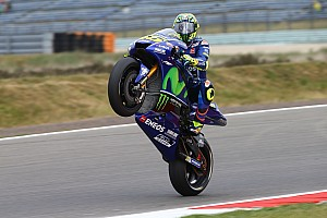 MotoGP Belanda: Valentino Rossi akhirnya menang lagi!