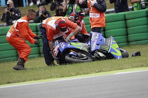 MotoGP Son dakika Vinales: Assen kazası hayatımın en garip kazasıydı