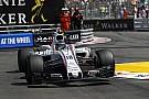 Rien n'a changé pour Williams à Monaco