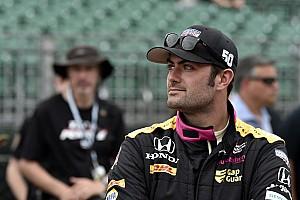 IndyCar Actualités Jack Harvey remplacera Aleshin pour la fin de saison