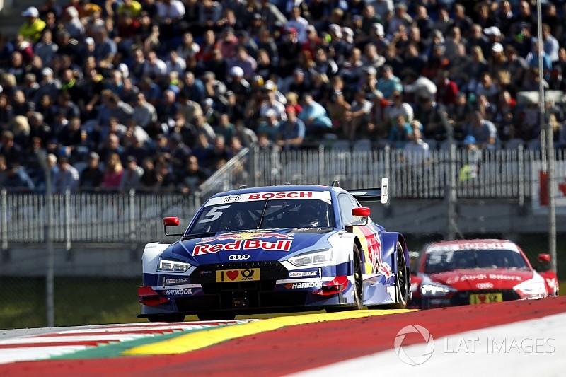 DTM Red Bull Ring: Ekström doet gouden zaak voor kampioenschap met zege