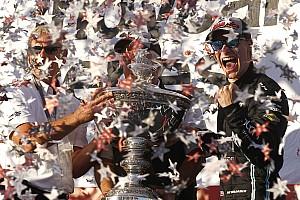 IndyCar Отчет о гонке Ньюгарден стал новым чемпионом IndyCar